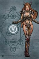 artifacts- witchblade original by johntylerchristopher
