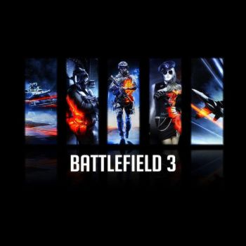 IPad Wallpapers BF3 by qcsybe