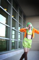 Vocaloid 3 - GUMI Sweet by SuperWeaselPrincess
