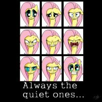 Always the quiet ones by scully8472