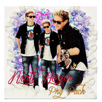 Pack png 188 Niall Horan by MichelyResources