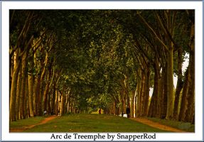Arc de Treemphe by SnapperRod