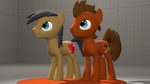 Nyte Skyez and Josh by Legoguy9875
