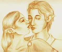 couple by leela4fry