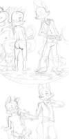 Tails comic project (censored ver.) by ssfactor