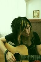 Playing the Sweetest Tune by amandaWAY