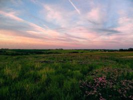 Iowa Countryside #2 by KRHPhotography
