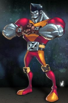 Colossus the Strong by Zatransis