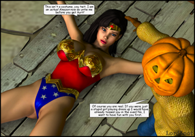 Halloween Hostage 02 by LordSnot