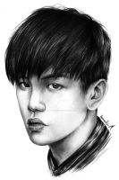 Eric Nam by BlueBerry-is-cute