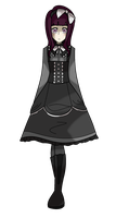 Lucia - Gothic Lolita by 0Box-Ghost0