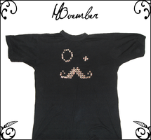 Moustache Contest Entry - Shirt by DreamON-Mpak