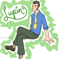 It's Freakin' Lupin by KellyDawn