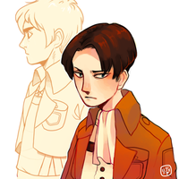 sassmaster heichou and psycho dummy by Koukouvayia