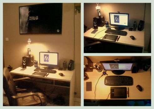 Workspace - November 2011 by afndsgn