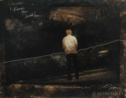 THE HOLOCAUST GARDEN by kevissimo