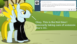 Lightning Rocker Tumblr Question #96 by LR-Studios