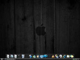 Mac OS X Black Version by feliipetaumaturgo