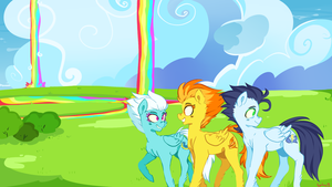 Wonderbolts by 8-Xenon-8