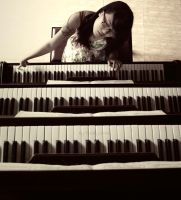 Piano Soul 1 by pinkyboon