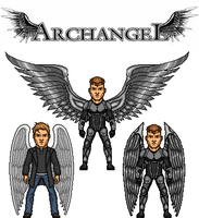 Archangel(x-men apocalypse) by doctorstrange7