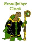Anties -- Grandfather Clock by SUPERcubs
