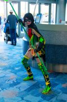 WonderCon 2013 Female Robin by lianthus