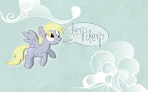 Derp Derp   -WALLPAPER- by eklipse13
