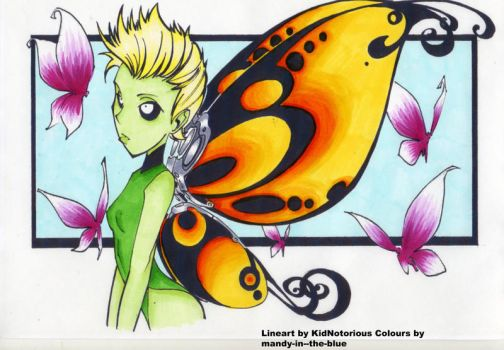 Butterfly effect by mandy-in-the-blue