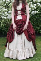 Elf Fantasy Fair clothes 2011 by VictorianRedRose