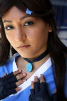 Katara Up Close by hells-butterfly