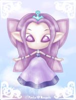 Faerie Queen Fyora Doll by varona