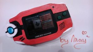 Pokemon Omega Ruby and Alpha Saphire Pokedex by Lyra-May