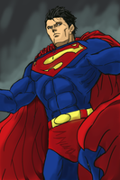 Supes by Gauze85