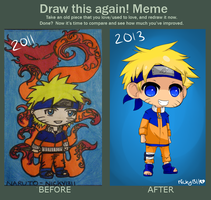 Draw this again meme by nicky1311