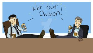 Not Our Division by animegirl43