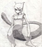 Mewtwo by shewolfpup2000