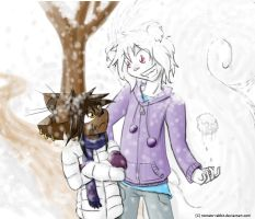 No Snowball Fights by tomato-rabbit