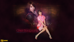 SNSD : Sooyoung by Karmpooh12