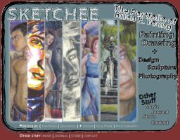 Sketchee.com Design Jan 2006 by Sketchee