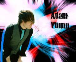 Adam Young colourful thing by realtimelord
