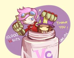 Vi, Stands for VItamin by capcomcc
