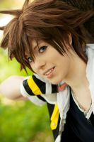 sora by DesireFulDestr0yer