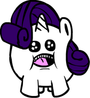 Blob rarity by joodewess