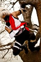 Anbu Kakashi Hanging Around by SoCoPhDPepper