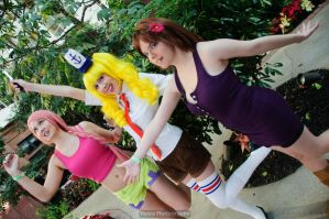 F is for Friends Who Do Stuff Together by mikomiscostumedworld