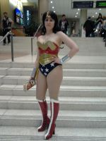 Eccc 2013 Wonder Woman by nwpark