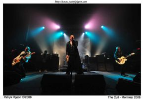 The Cult - Montreal 2008 - 1 by MrSyn