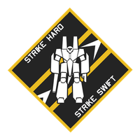 Blackburn's Raiders Medium Strike Insignia by Viereth