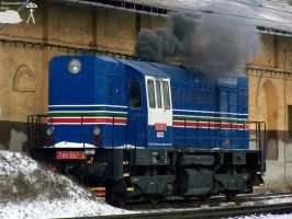 740 567-3 engine launch - Gyor by morpheus880223